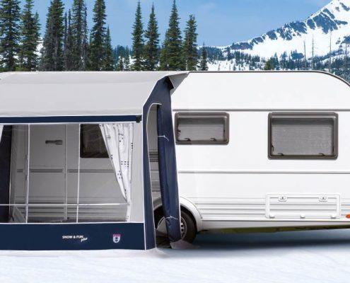 Walker Snow and Fun Plus wintertent